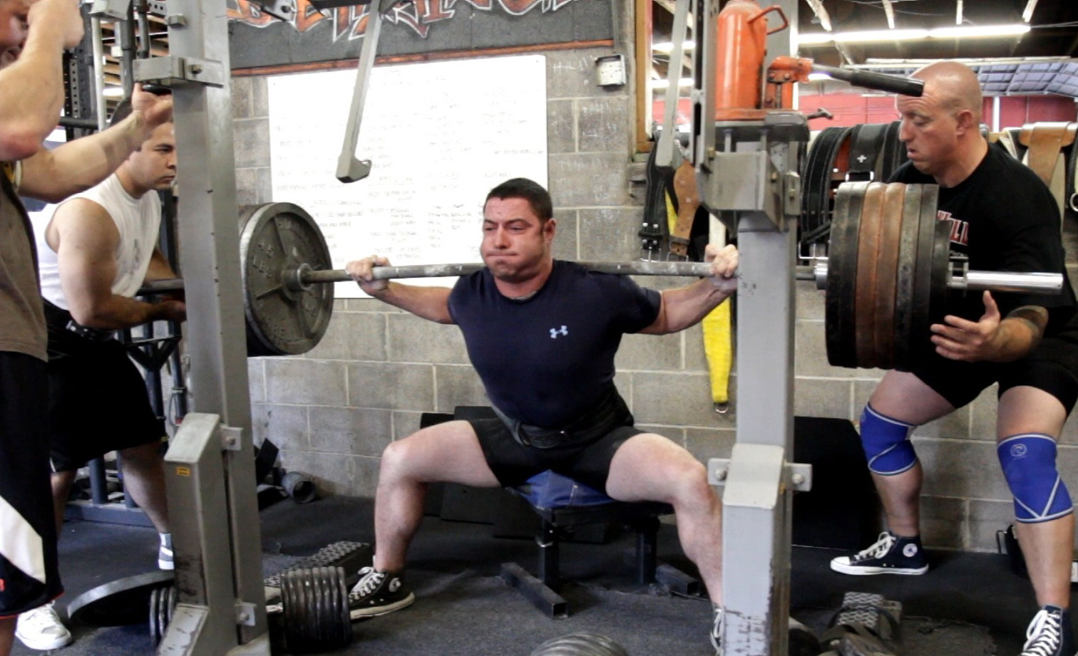 To Box Squat Or Not Part 1 The Pros Bonvec Strength