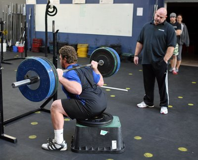 To Box Squat or Not? Part 2 – The Cons - BONVEC STRENGTH